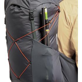 Haglöfs L.I.M 35 Backpack magnetite/flame orange